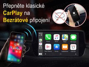 Adaptér pro bezdrátový Apple CarPlay