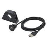 USB / AUX / HDMI konektory a propojovací kabely