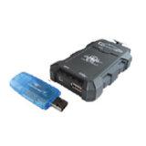 USB + AUX adaptéry
