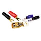 Kabelové vidličky a oka
