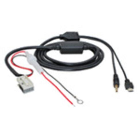 Obrázek kategorie Smartphone propojovací kabely pro OEM autorádia