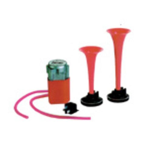 Obrázek kategorie Pneumatické klaksony s kompresorem