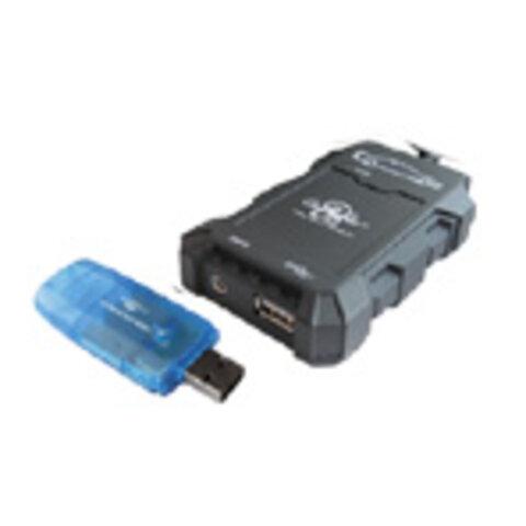 Obrázek kategorie USB + AUX adaptéry
