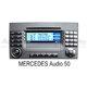 Autorádio Mercedes Audio50
