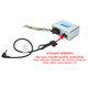 Adaptér pro ovládání na volantu Kia Optima / Soul - místo pro připojení propojovacího kabelu