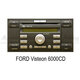Autorádio FORD 6000CD