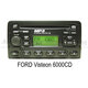 Ford autorádio Visteon 6000