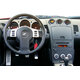 Nissan 350Z - interiér s OEM autorádiem