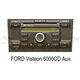 Ford autorádio Visteon 6000CD+AUX