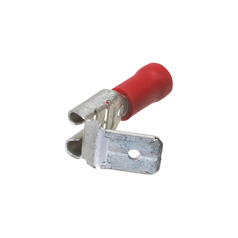 Konektor dutinka 6,3mm s odbočkou