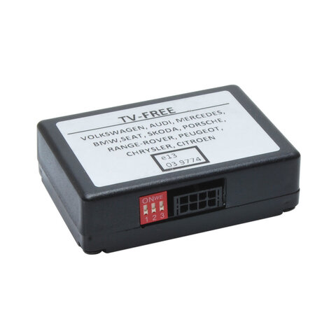 TV-401 univerzální modul pro odblokování obrazu BMW