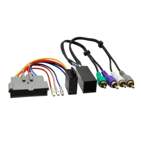 Adaptér pro aktivní audio systém Ford / Lincoln / Mercury