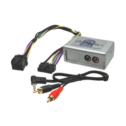 AUX audio vstup Ford