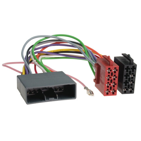 ISO adaptér pro autorádia Honda / Mitsubishi