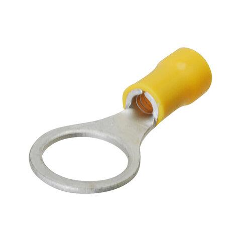 Poloizolované kabelové oko Ø 12,5mm