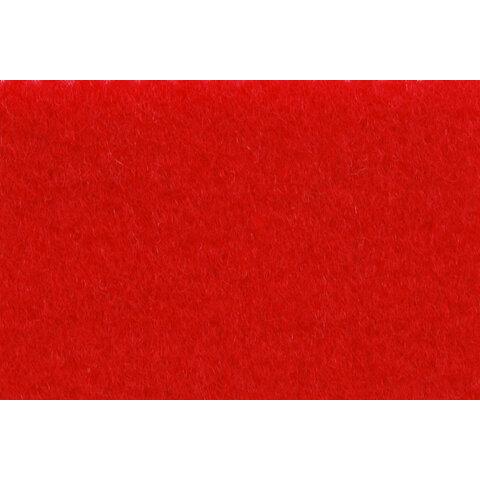 Potahová látka samolepící rudá