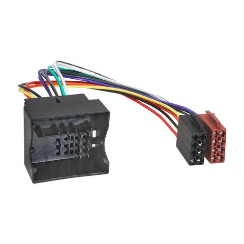 ISO adaptér pro autorádia Renault (09->)