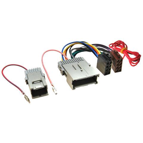 ISO adaptér pro autorádia Hummer