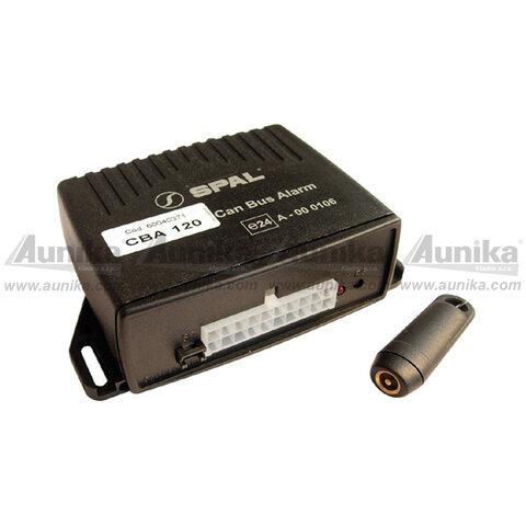 SPAL CBA-120 CAN-Bus modulární autoalarm