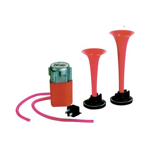 2 PU 24V pneumatické klakson