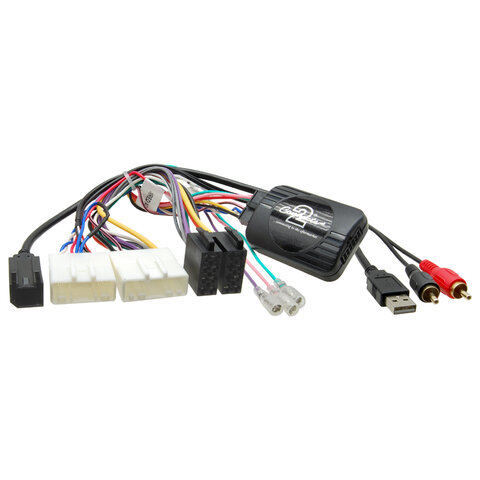 Adaptér pro ovládání na volantu Nissan Qashqai II. / X-trail (14->)