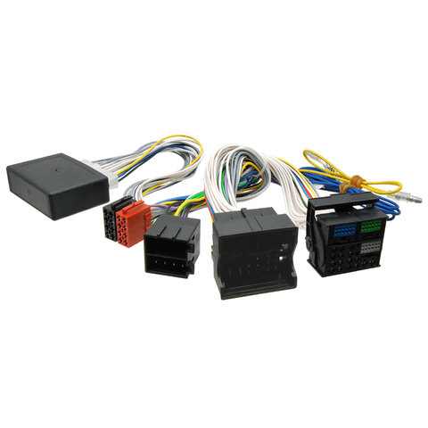 Adaptér pro HF sadu Audi / Seat / VW s akt.audio syst.