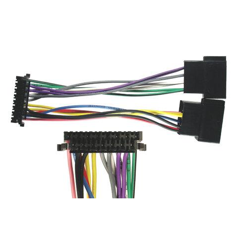 OEM kabely autorádií Sony