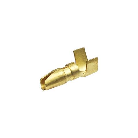 Konektor kruhový kolík Ø 4mm