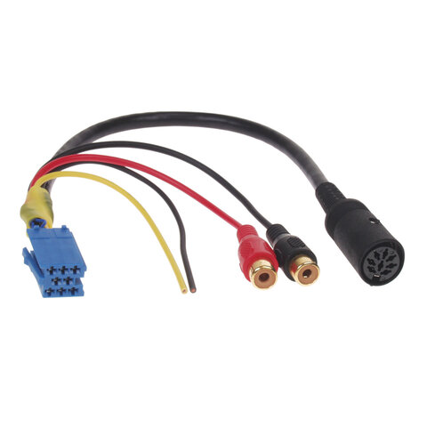 Kabel pro CD měnič Panasonic - VW