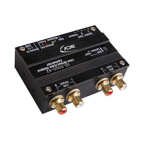 2-kanálový aktivní převodník signálu