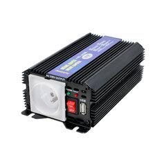SP-324 USB měnič napětí 24V / 220V / 300W