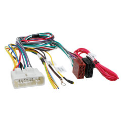 ISO adaptér pro autorádia Toyota LC
