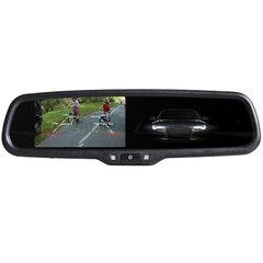 AK-043LAD monitor v zrcátku ztmavovací - BMW, Peugeot