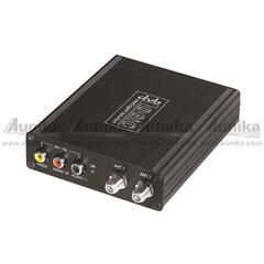 DVB-CCC integrovaný DVB-T tuner BMW