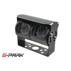 Univerzální dvojitá zadní parkovací kamera