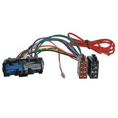 ISO adaptér pro autorádia GM