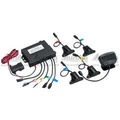 PS-4/24 Parkovací senzory se 4 snímači a LCD displejem