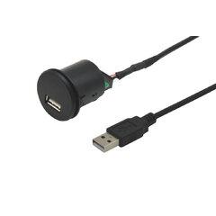 USB zásuvka s kabelem