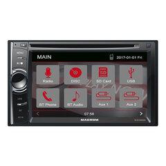 MACROM M-DVD4000 AV jednotka 2DIN