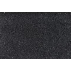 Umělý semiš černý