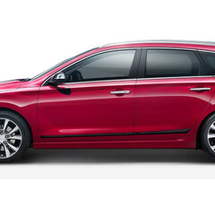 Boční ochranné lišty Hyundai i30