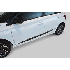 Boční ochranné lišty Hyundai i20