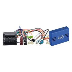 ISO adaptér + CAN-Bus modul PSA