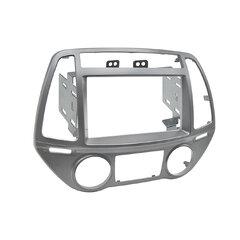 Rámeček 2DIN rádia Hyundai i20 I. (12-15)