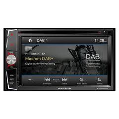 MACROM M-DVD6000DAB AV jednotka 2DIN
