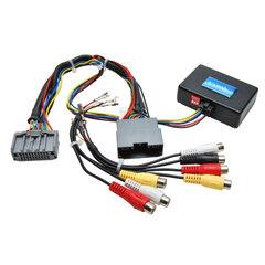 AV adaptér+odblok Chrysler / Dodge / Jeep