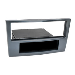 Rámeček autorádia OPEL Astra / Zafira - tmavě šedá barva