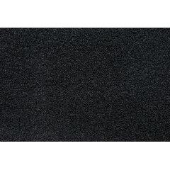 Potahová koberec černý