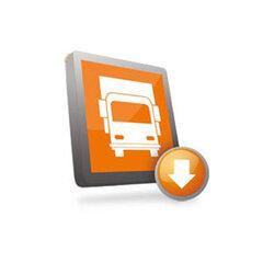 Navigační SW pro nákladní automobily