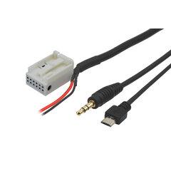 AUX a micro USB adaptér VW / Škoda
